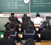 高校受験模擬試験