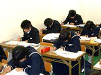 テスト対策授業